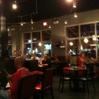 Photo taken at Square 1 Burgers & Bar by Michael B. on 1/11/2012