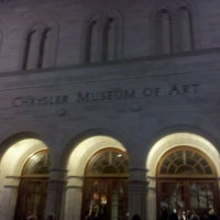 Photo taken at Chrysler Museum of Art by Butch L. on 11/6/2011