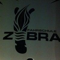 Photo taken at Zebra Fahrschule Zell by Peter Z. on 10/13/2011