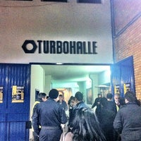Photo taken at Turbohalle by Tiberiu J. on 3/18/2012