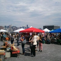 Photo taken at Brooklyn Flea - Williamsburg by mjs on 4/24/2011