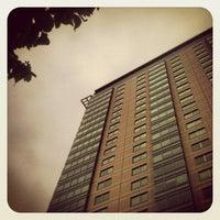 Photo taken at Boston University Student Village Two by David G. on 5/21/2012