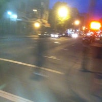 Photo taken at MUNI Bus Stop - Market & Grant by Darrell R. on 2/6/2012