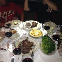 Photo taken at Vic & Anthony's Steakhouse by cameron g. on 6/19/2012