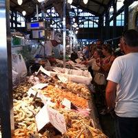 Photo taken at Mercado de Abastos by Alicia B. on 7/14/2012