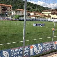 Photo taken at Stadio by Ciccio Amblasta M. on 5/13/2012