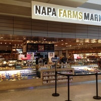 Photo taken at Napa Farms Market by Liuyin S. on 5/12/2012