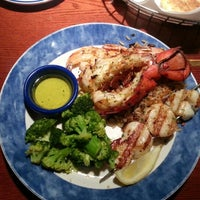 Photo taken at Red Lobster by Sam M. on 9/2/2012