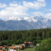 Photo taken at Contiki Stopover, Tyrol by Meagan M. on 5/26/2012