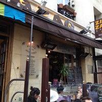 Photo taken at Zig Zag Café by Al K. on 5/19/2012