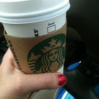Photo taken at Starbucks by B W. on 3/20/2012