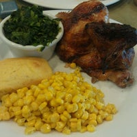 Photo taken at Boston Market by William on 8/31/2012