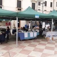 Photo taken at Piazza Della Università by Andrea V. on 9/1/2012