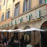 Снимок сделан в Giolitti пользователем Anton K. 4/21/2012