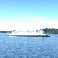 Photo taken at Anacortes Ferry Terminal by Michael C. on 6/26/2012