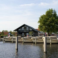 Photo taken at Jachthaven 't Fissertje by B F. on 5/18/2012