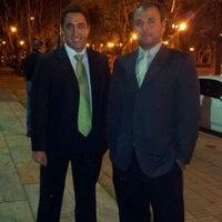 Photo taken at Plaza 9 de Julio by Nico B. on 2/19/2012