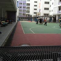 Photo taken at Kowloon Technical School 九龍工業學校 by Amazing G. on 8/18/2012
