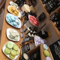 Photo taken at LUSH by Clara V. on 8/14/2012