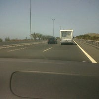 Photo taken at Autopista GC-1 Km 33 by Pedro J. G. on 7/7/2012