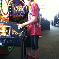 Photo taken at Chuck E. Cheese's by Beth C. on 7/1/2012