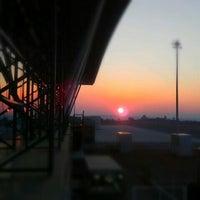 Foto tomada en Aeropuerto de Santiago de Compostela (SCQ) por Miguel S. el 3/30/2012