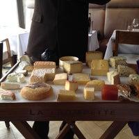 Photo taken at La Trompette by Nigel H. on 5/19/2012