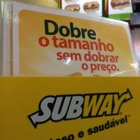 Photo taken at Subway by Marucia M. on 7/13/2012