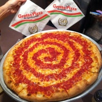 Photo taken at Grotto Pizza by Marilyn A. on 8/10/2012