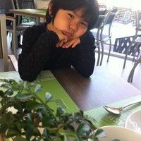 Photo taken at Taste Restaurant by Saracha N. on 3/22/2012