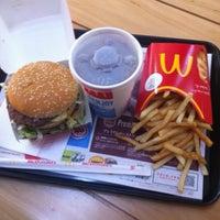 Photo taken at McDonald's by DAISUKE on 4/23/2012