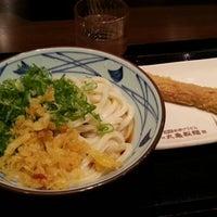 Photo taken at Marugame Seimen by Satoru A. on 7/27/2012