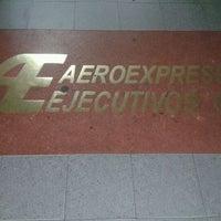 Photo taken at Aeroexpresos Ejecutivos by Victor H. on 5/5/2012