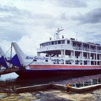 Photo taken at Super Shuttle Ferry 23 by Keo R. on 9/1/2012