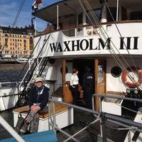 Photo taken at Waxholm III by Lena D. on 5/3/2012