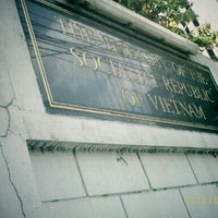 Photo taken at Embassy of the Socialist Republic of Vietnam by Jane K. on 5/24/2012