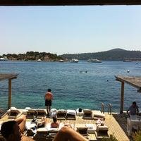 Photo taken at Maçakızı Hotel by Gurkan G. on 7/8/2012