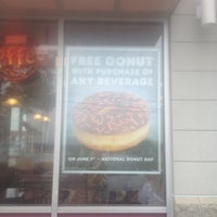 Photo taken at Dunkin' Donuts by Mary G. on 6/1/2012