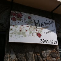 Photo taken at Maricy Cabeleireira by Meiroca on 8/27/2012