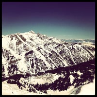 Photo taken at Jackson Hole Mountain Resort by Chris Z. on 3/10/2012