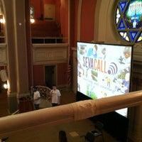 7/12/2012 tarihinde David S.ziyaretçi tarafından Sixth & I Historic Synagogue'de çekilen fotoğraf