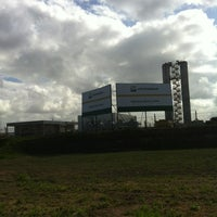 Photo taken at Refinaria Abreu e Lima (RNEST) by Welberson G. on 8/28/2012