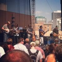 Photo taken at 80/35 Music Festival by Corey J. on 7/7/2012