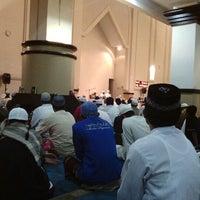 Photo taken at Masjid Az - Zikra by Erwin Chandra K. on 8/15/2012