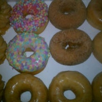 Photo taken at Southern Maid Donuts by L. BUBBA C. on 5/17/2012