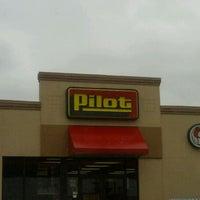 Photo taken at Pilot Travel Center by Tisha P. on 3/31/2012