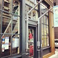 Photo taken at Mo'z Cafe by Patrick K. on 7/17/2012