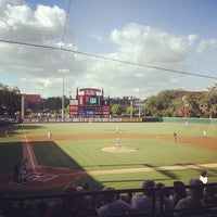 Photo taken at Dick Howser Stadium - Mike Martin Field by Eli on 5/18/2012