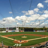 Photo taken at George M Steinbrenner Field by Chad W. on 3/2/2012