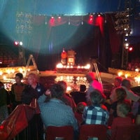 Photo taken at Circus Renaissance by Cher on 6/30/2012